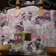 "Here is the long-awaited Mickey and Minnie ""Street Scene"" pattern from Disney's Dooney & Bourke collaboration, first announced back in January on the Disney Parks Blog, to commemorate the 5th anniversary of the Disney/Dooney & Bourke partnership. We thought we'd have to wait for Cherry Tree Lane to open within […]"