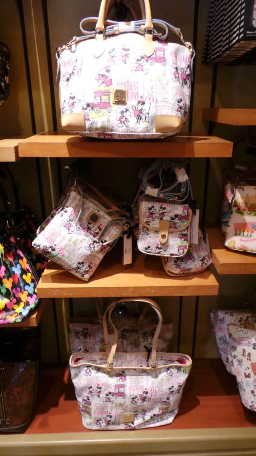 Disney Dooney & Bourke Street Scene