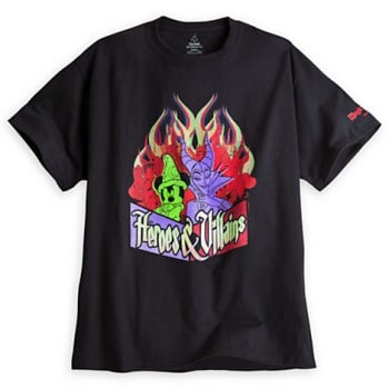 Rock Your Disney Heroes and Villains t-shirt