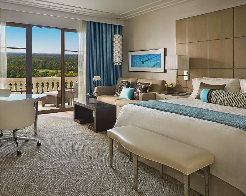 Four Seasons Orlando Guest Room