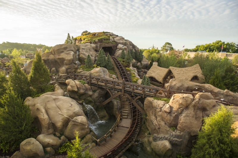 7 Reasons to Love the Seven Dwarfs Mine Train