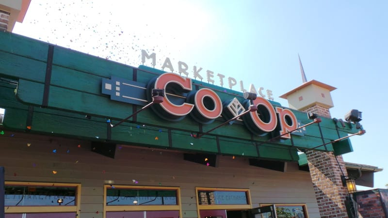 Marketplace Co-Op Opens in Downtown Disney
