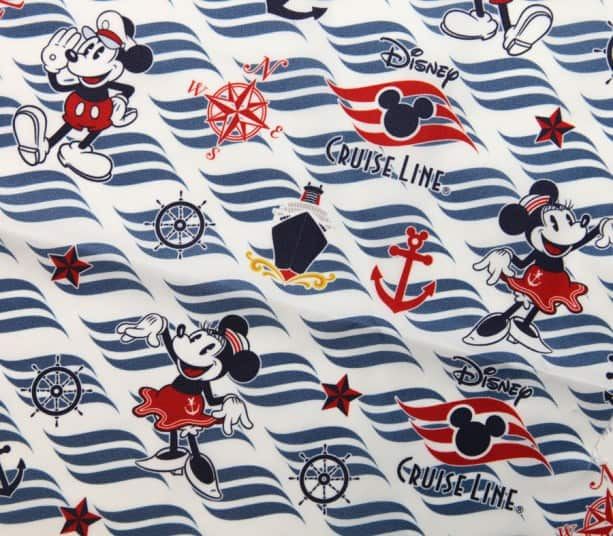 NEW Disney Cruise Line Dooney and Bourke Pattern to Debut on Fantasy