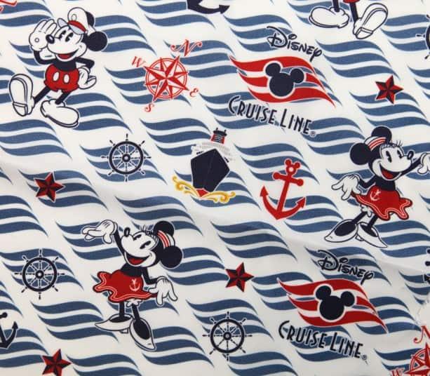 Disney Cruise Line Dooney pattern