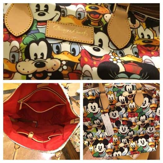 Disney Dooney & Bourke Faces