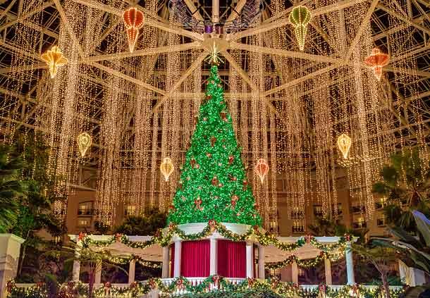 Gaylord Palms Christmas