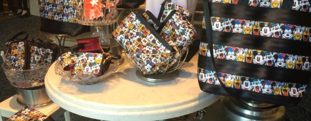 "These newest Harvey's bag designs were released at Disneyland Resort over the weekend and we've got all the details! The newest print is called ""BFF"" and features all the classic Disney friends. And for the first time in a Disney print, it comes in a mens wallet as well. Thanks […]"