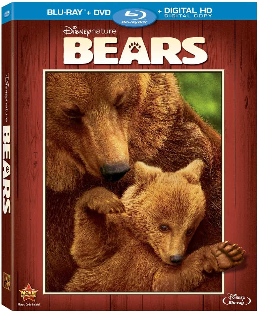 DisneynatureBearsBluray