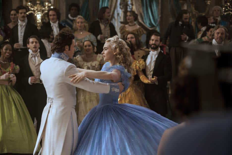 REVIEW: Disney's Live Action Cinderella Honors and Updates the Original Tale