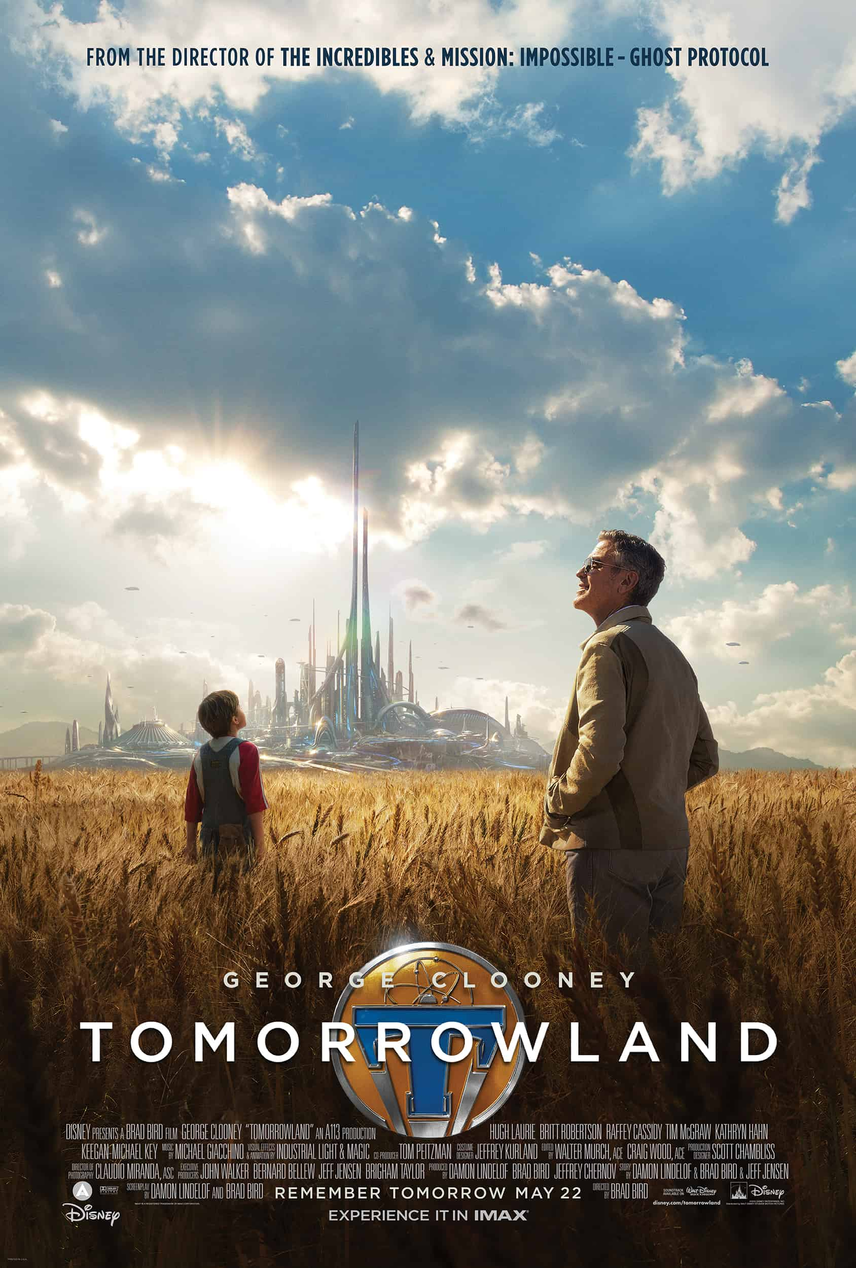 If you are like me, you've been looking forward to this film when it was just a title – Tomorrowland. The name held so much promise and hope…getting to see sneak peeks at the Disney D23 Expo in 2013, was just enough excitement to make believers out of so many. […]