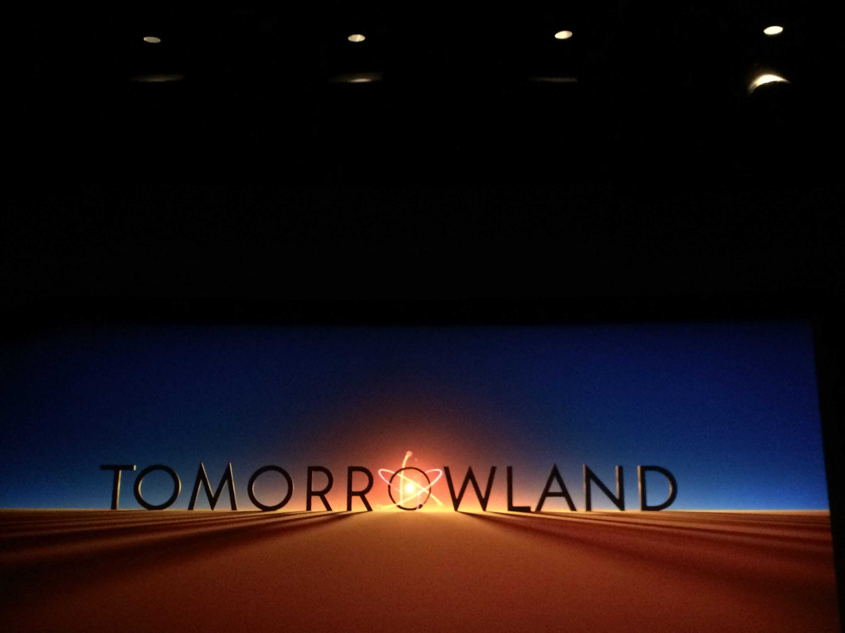 Tomorrowland extended preview