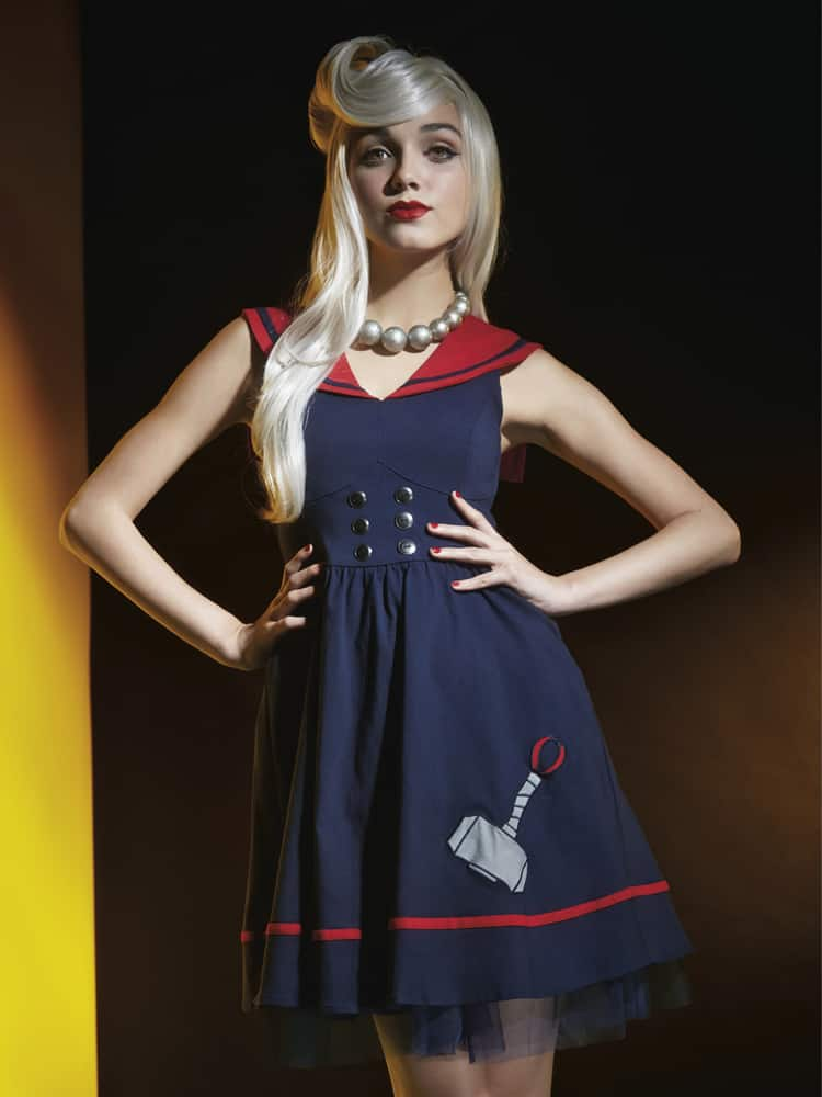 Thor sailor dress