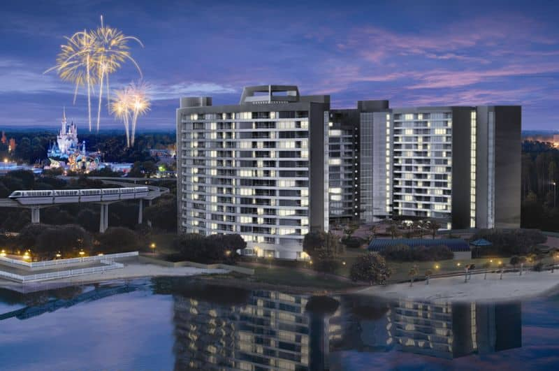 Bay Lake Tower artist rendering
