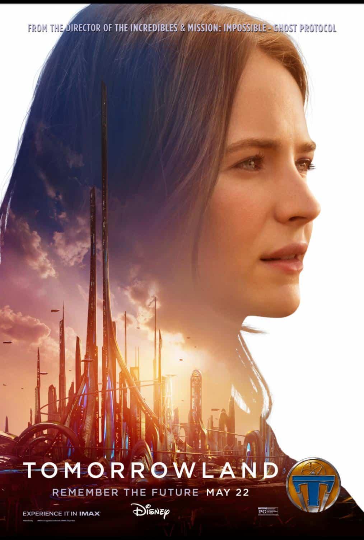 Tomorrowland Casey