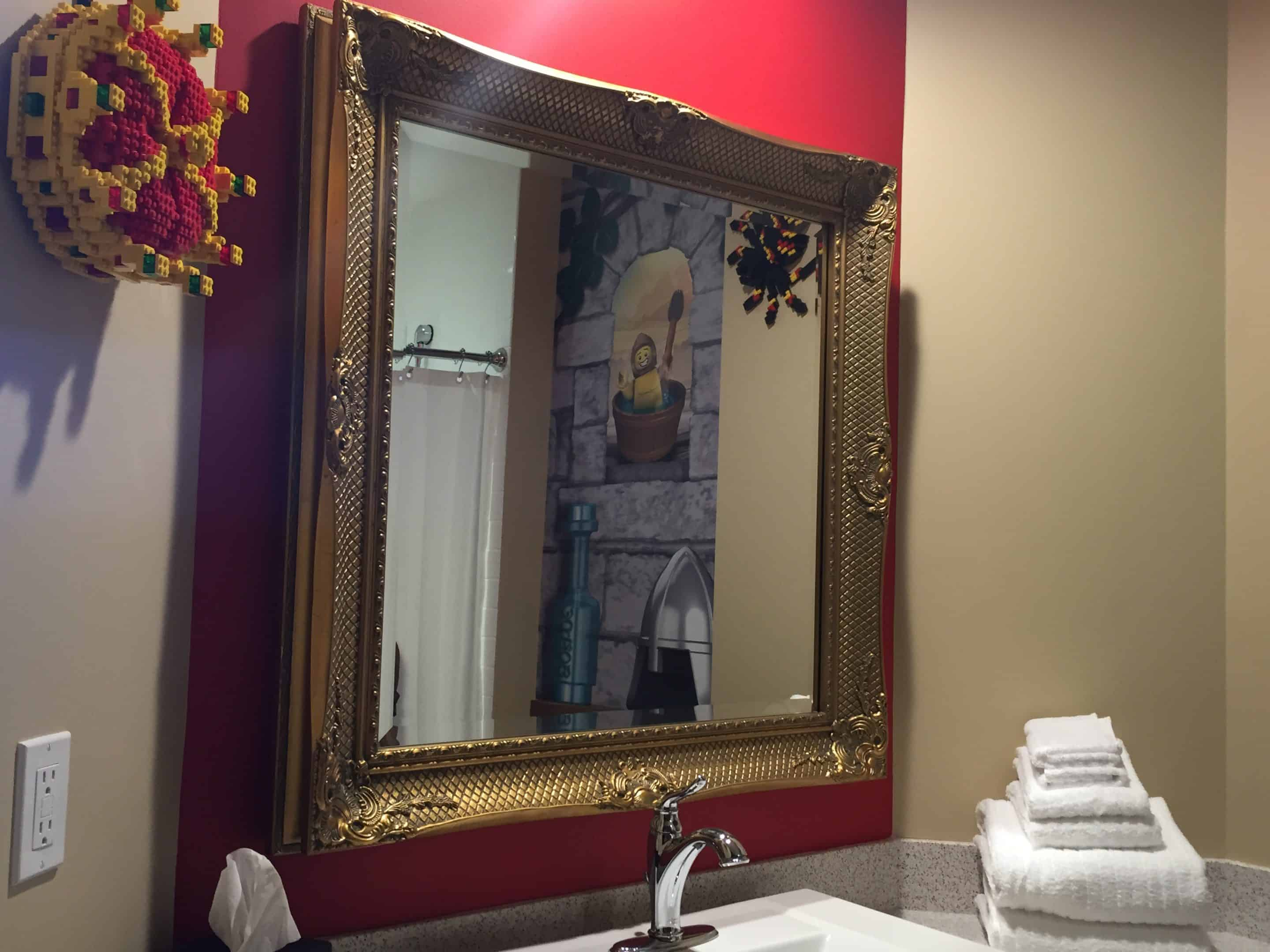 Legoland Hotel Bathroom