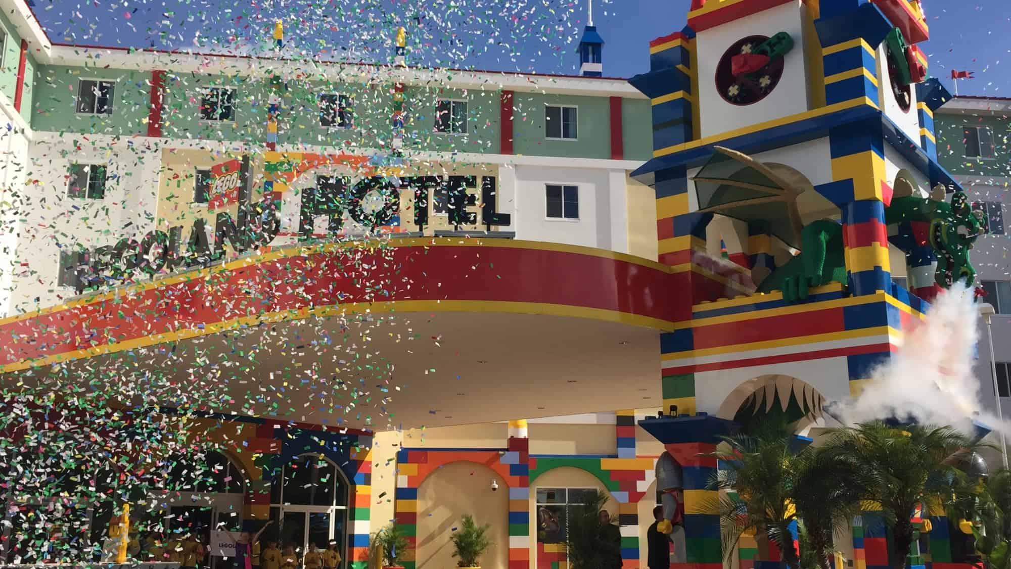 Legoland Hotel Dragon