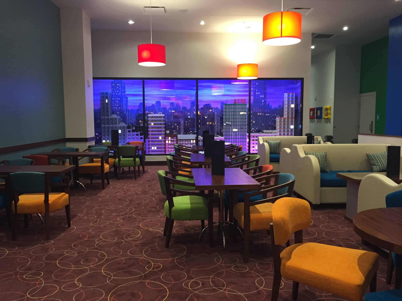 Legoland Hotel Skyline Lounge
