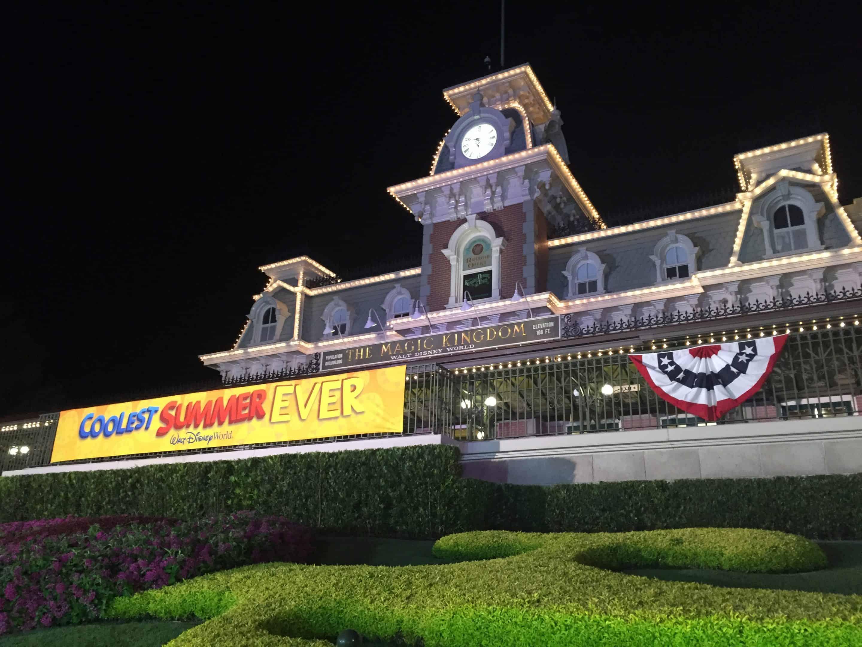 Magic Kingdom Station CoolestSummerEver
