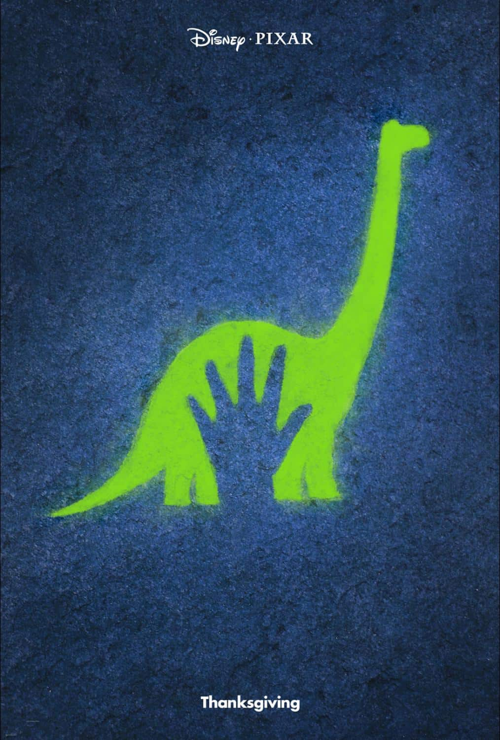 First Teaser Trailer for Disney Pixar's The Good Dinosaur