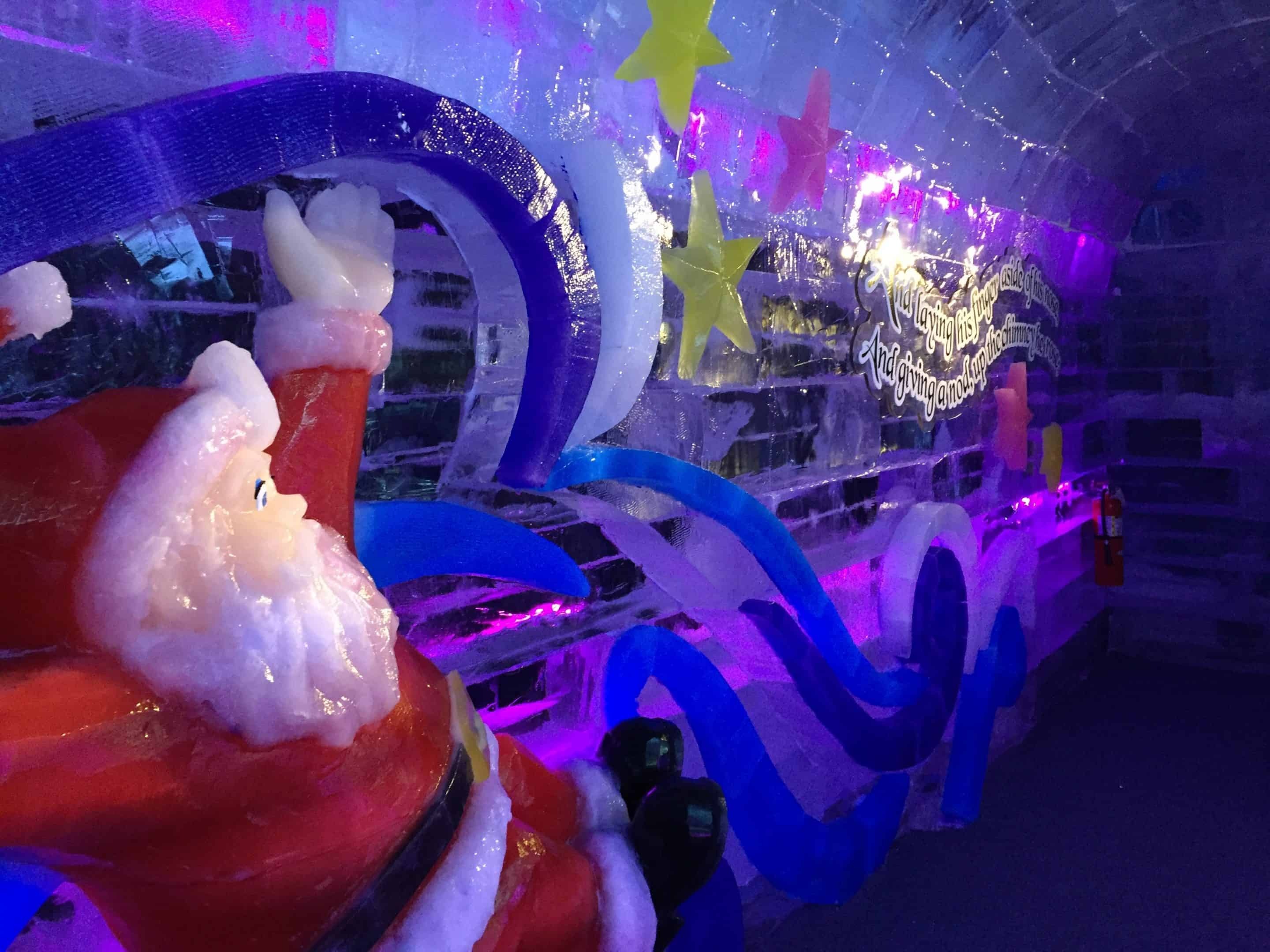 Gaylord Palms ICE! Returns to a Classic Christmas Tale