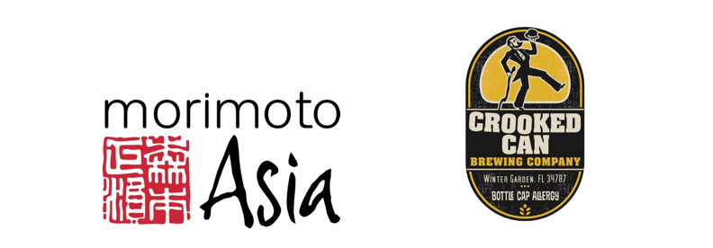 Morimoto Asia Crooked Can Brewing Co