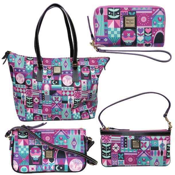 "It has been a while since a Disney Dooney & Bourke design has made my heart skip a beat, but they have finally done it again with this new ""it's a small world"" collection. It's hard not to love the amazing artwork and designs inspired by Mary Blair, but the […]"