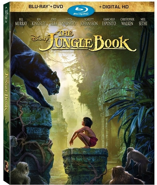 The Jungle Book live action film was one of my favorites this past year. I was suspect that it wouldn't translate well to live-action, but it was absolutely beautiful. Neel Sethi as Mowgli is a perfect natural. To see behind the scenes how he had to perform without the benefit of […]