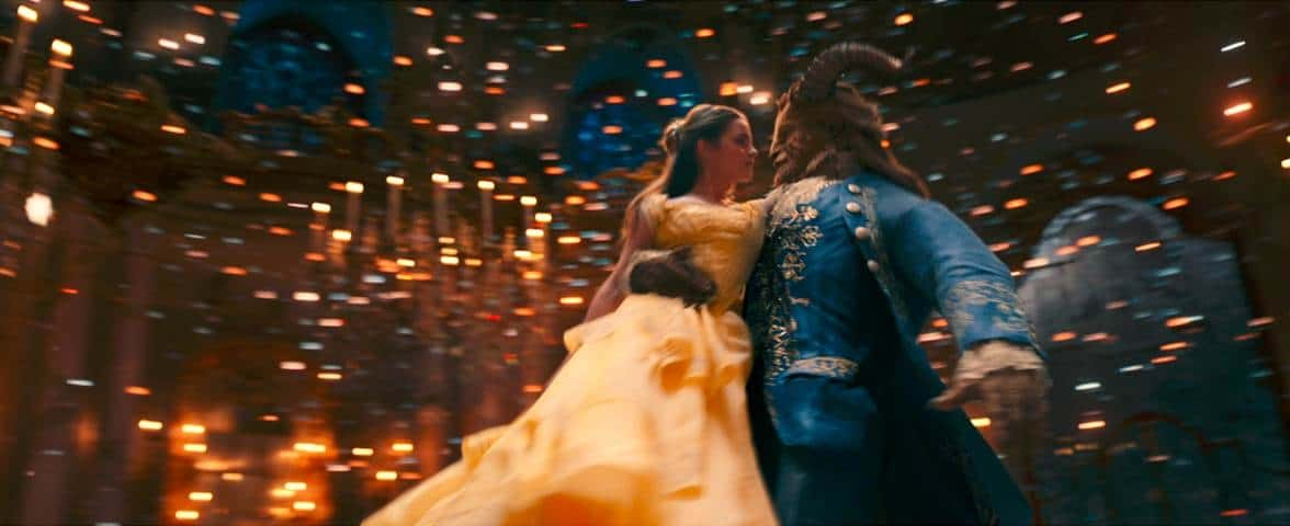 Beauty and the Beast Live Action Trailer and Images