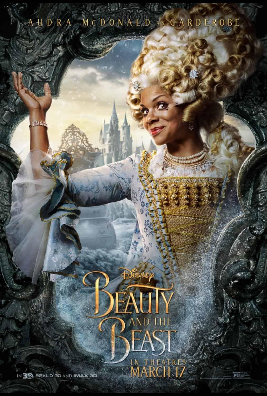 Beauty and the Beast - Garderobe