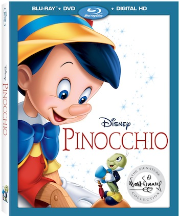 Pinocchio has always been one of my favorite Disney animated movies, because I instantly fell in love with both Jimminy Cricket and the Blue Fairy when I first saw it. It's such a timeless classic, made even more enjoyable by the dark ride in Disneyland, and now, bonus features on […]