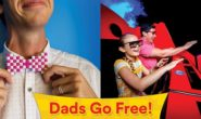 """I think this is a gift all LEGO lovers will enjoy giving! LEGOLAND® Florida Resort is urging kids to skip the tie, golf balls, aftershave and other """"traditional"""" Father's Day gifts this year and spend time building memories with dad instead. Today, the resort announced an unbeatable deal that gets […]"""