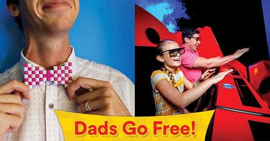 LEGOLAND Florida Dads Free