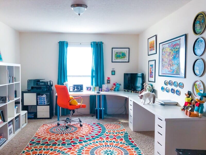 EPCOT Center Office Design