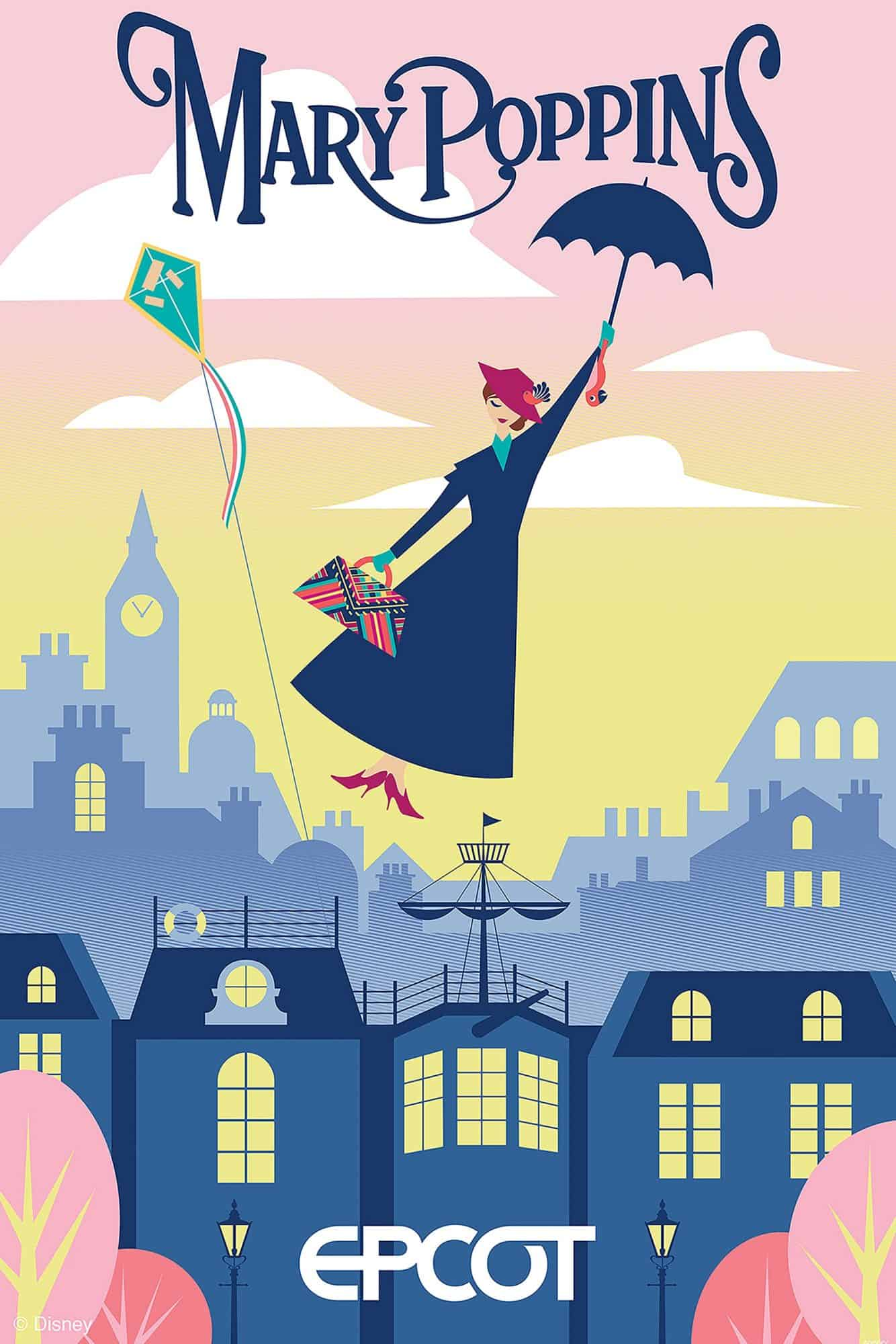 Mary Poppins Attraction