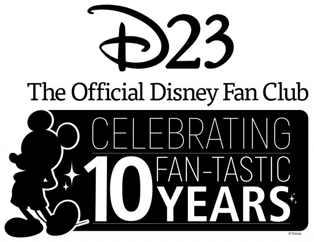 D23 10 year Anniversary