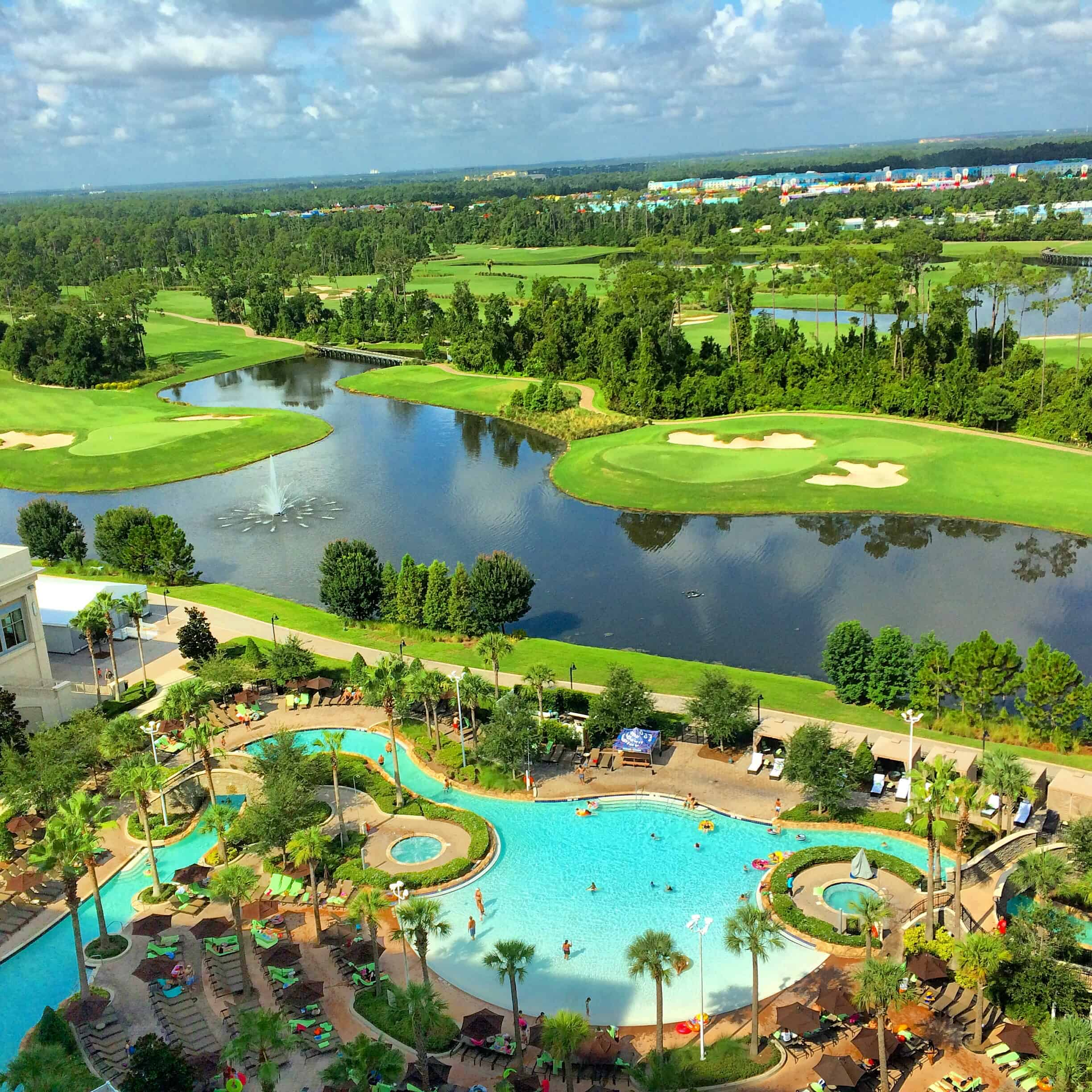 Hilton Bonnet Creek lazy river