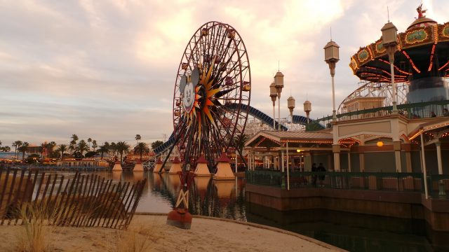 Disney California Adventure - Best Scenic Spots in Disney Parks