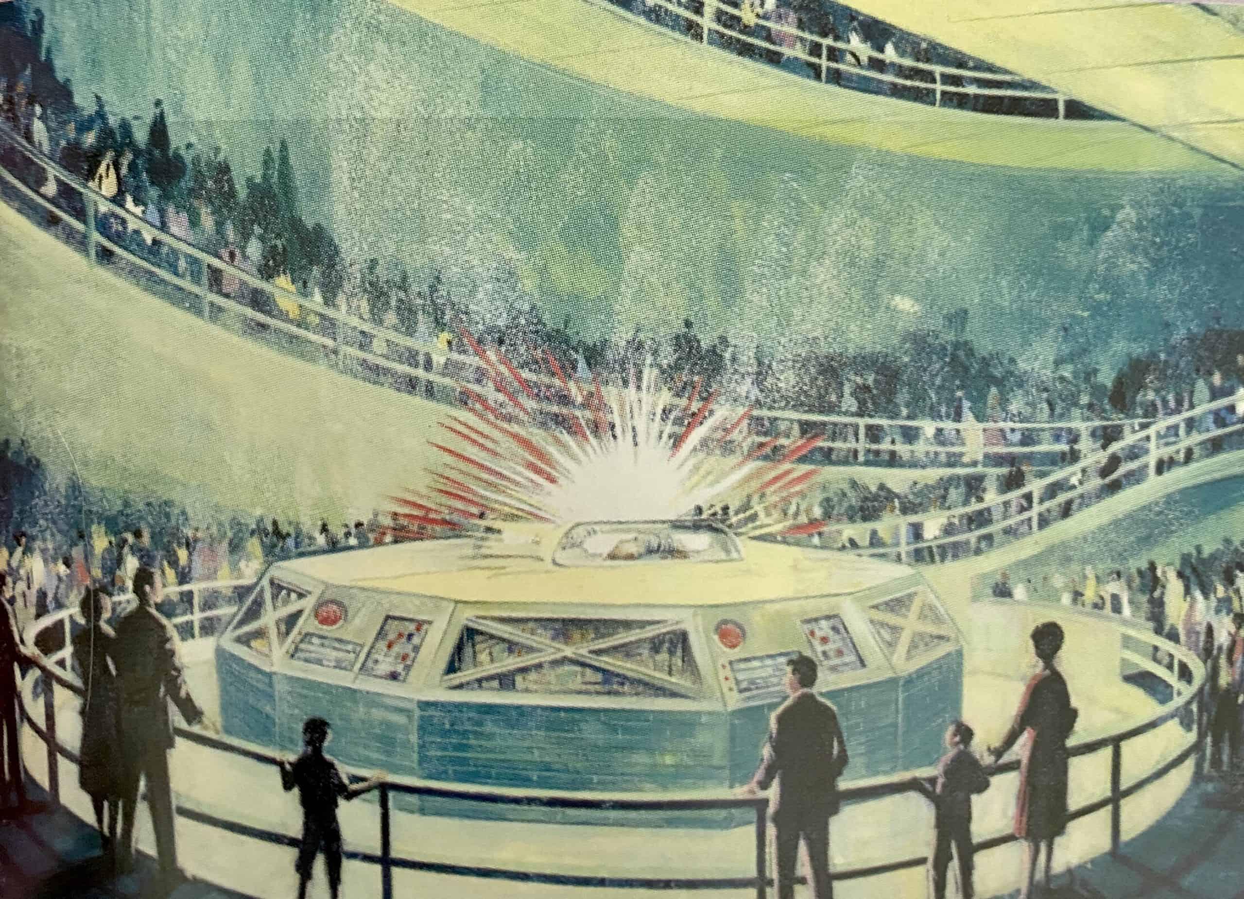 Progressland concept art