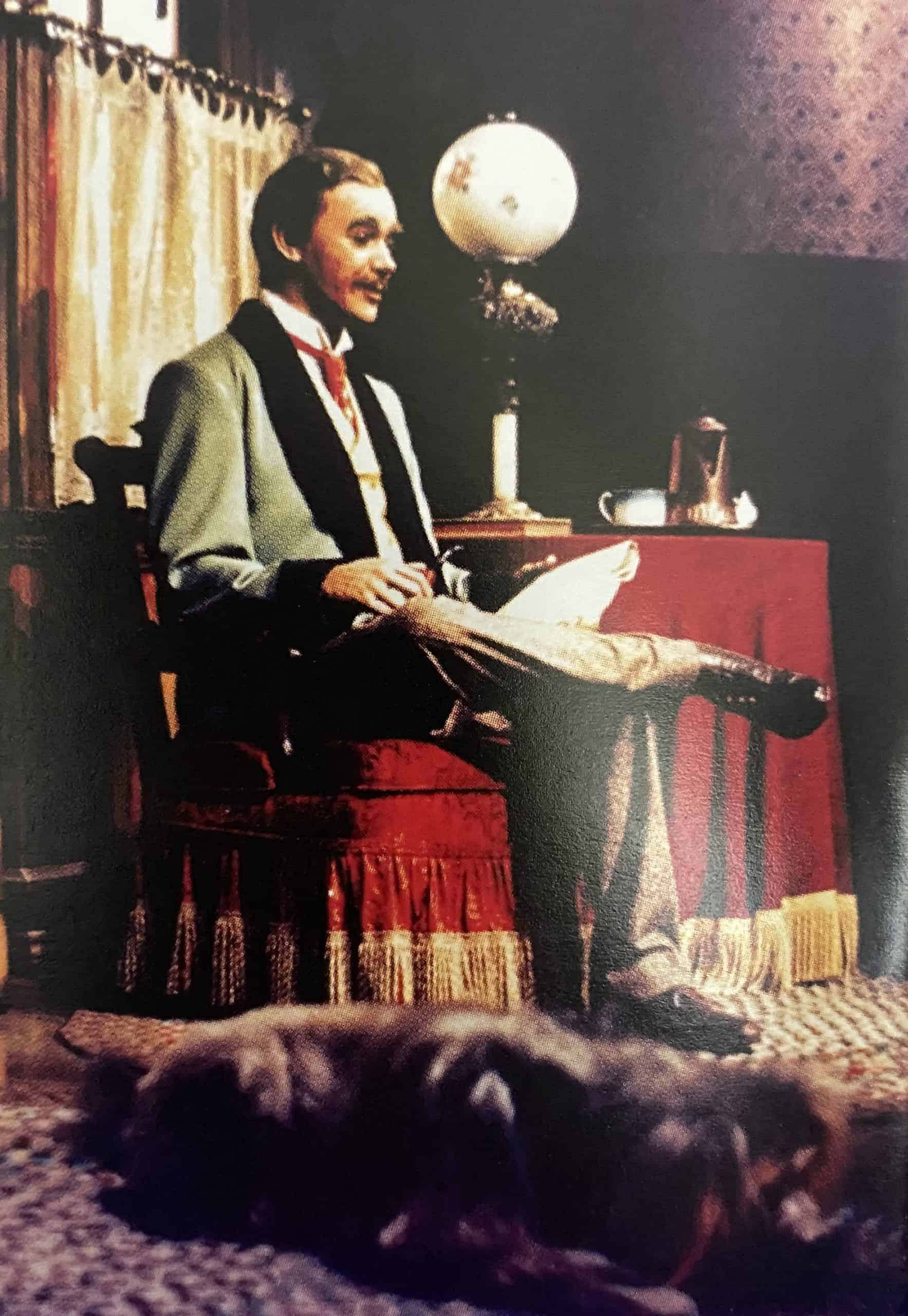 Carousel of Progress Father