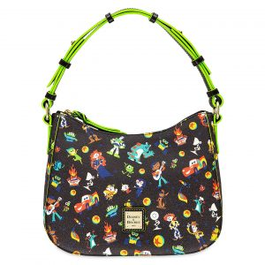 Disney Dooney and Bourke Pixar hobo bag