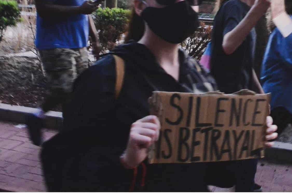blm protest orlando