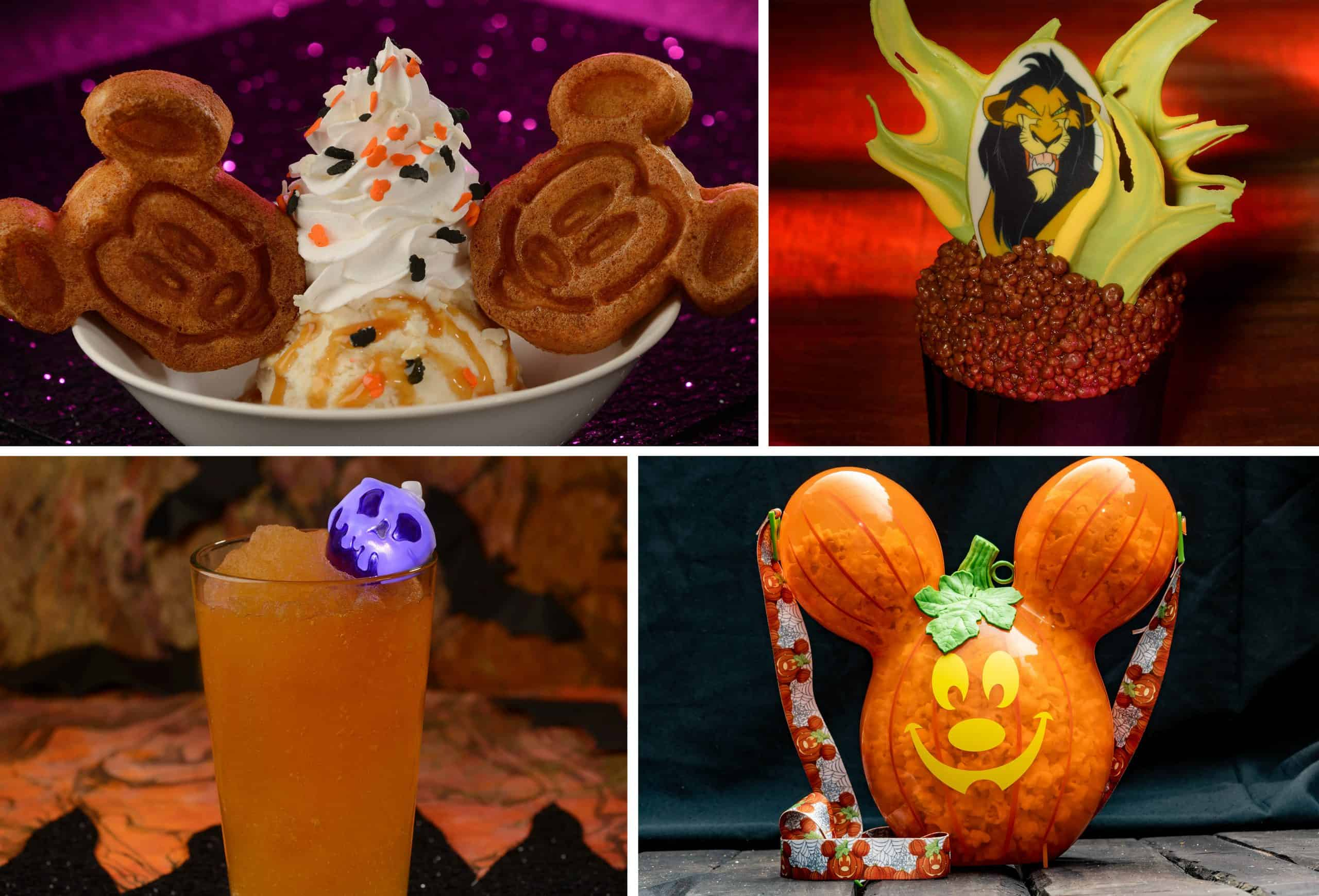 Fall 2020 treats Magic Kingdom