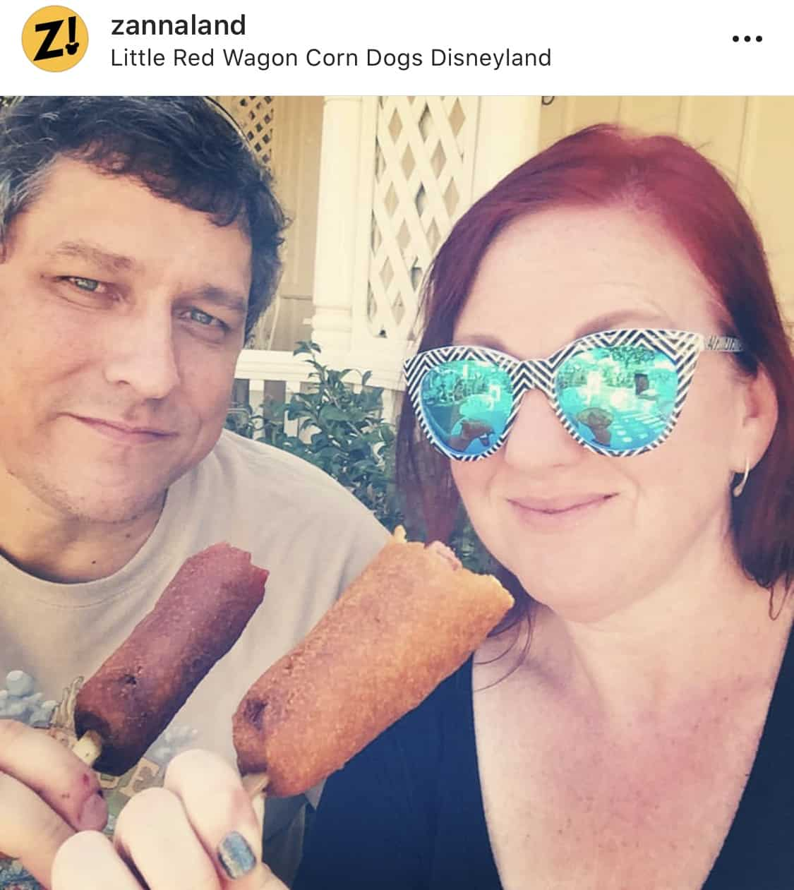 Disneyland Corn Dog