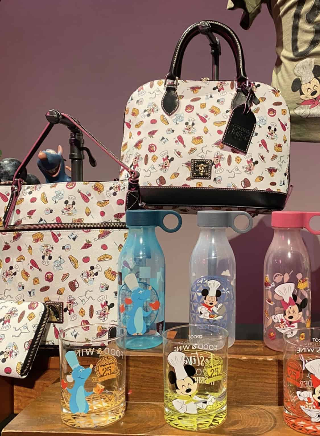 2020 Epcot Food & Wine Dooney & Bourke