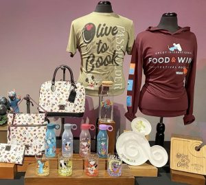 Disney Dooney and Bourke Epcot Food and Wine 2020