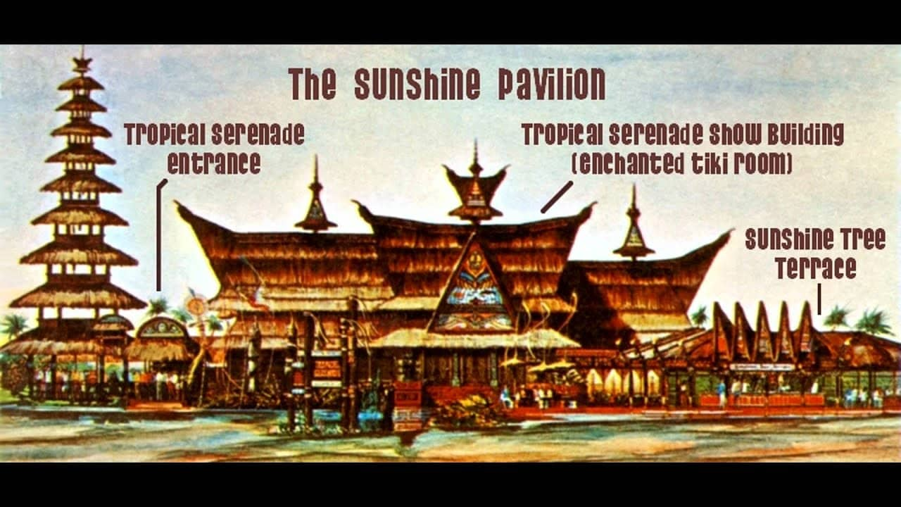 Original Sunshine Pavilion