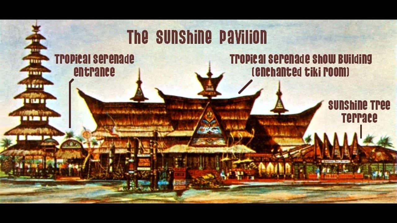 Original Sunshine Pavilion