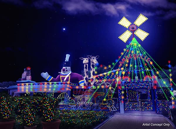 GKTW Night of a Million Lights Amberville