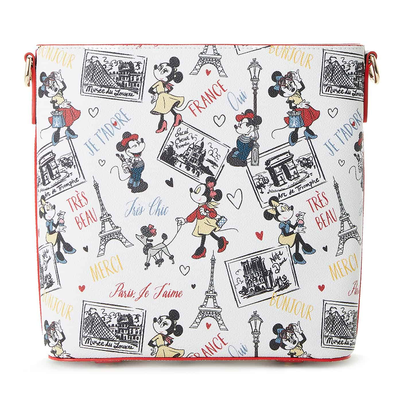 Disney Dooney chic minnie crossbody back