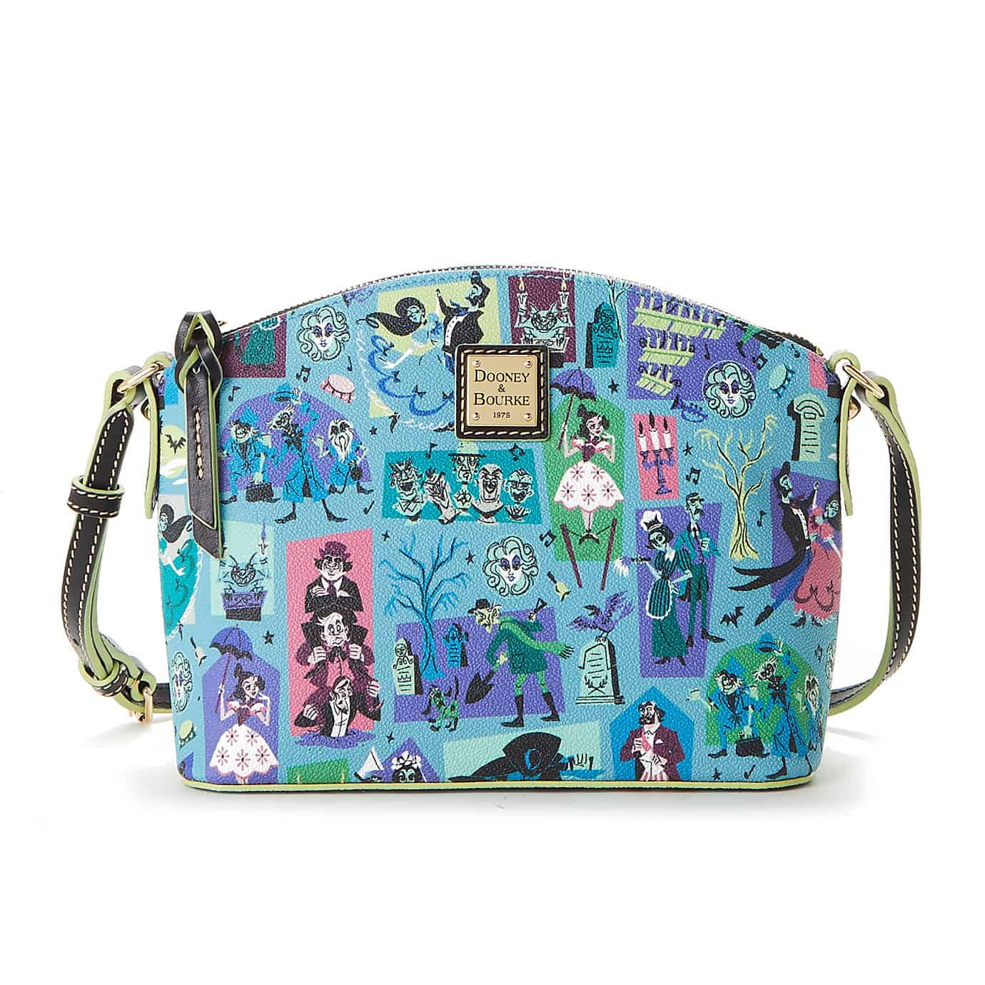 Haunted Mansion 2020 Dooney Crossbody Bag